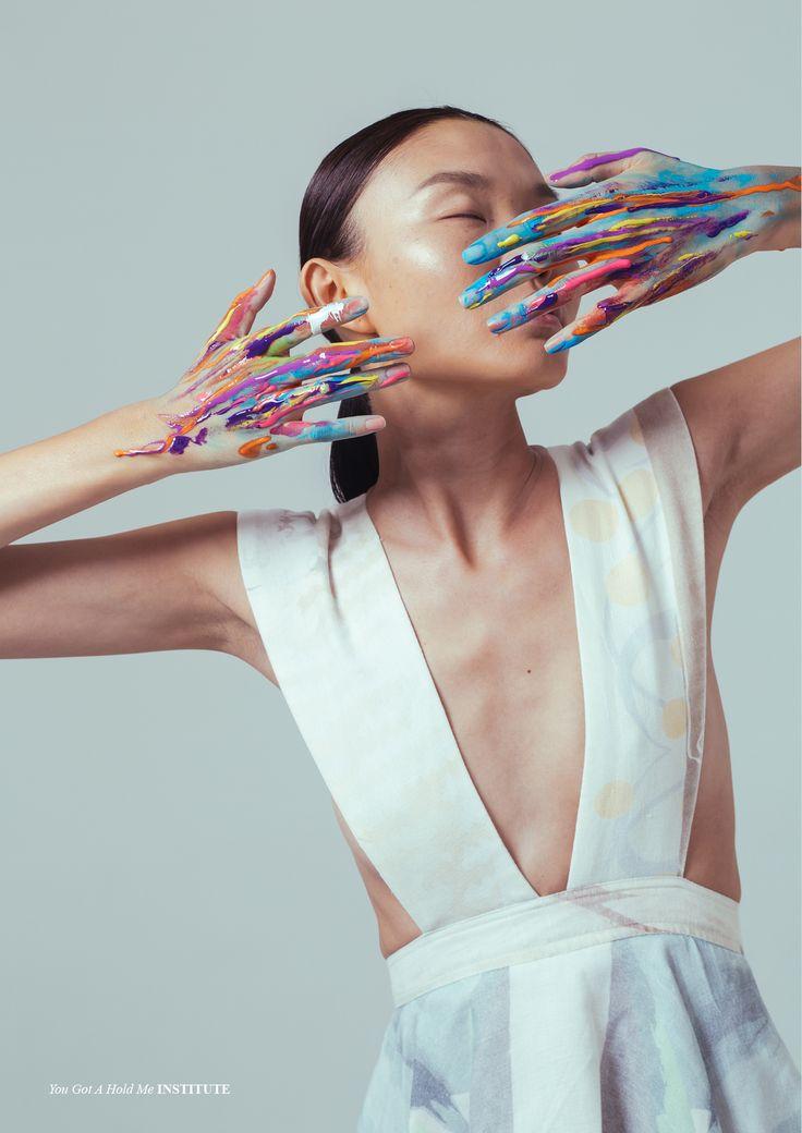 You Got A Hold On Me - Photographed by Igor Pavlov Stylist Olga Bobrova Makeup Artist Nika Kislyak Model Eugenia Mandzhieva