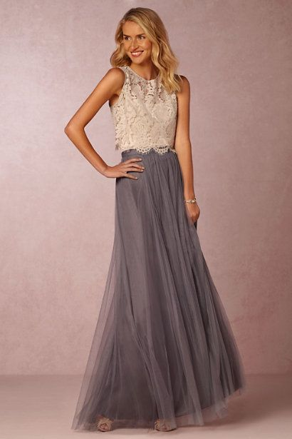 Gorgeous two piece #bridesmaiddress and/or #Motherofthebride dress!