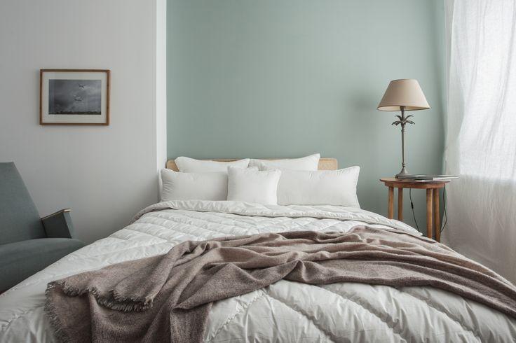 My Alpaca in Danish style bedroom