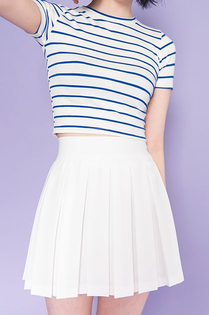 25+ Best Ideas About White Tennis Skirt On Pinterest ...