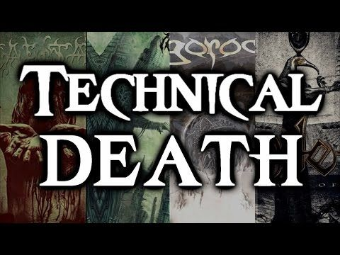 Top 15 Brutal Death Metal - YouTube