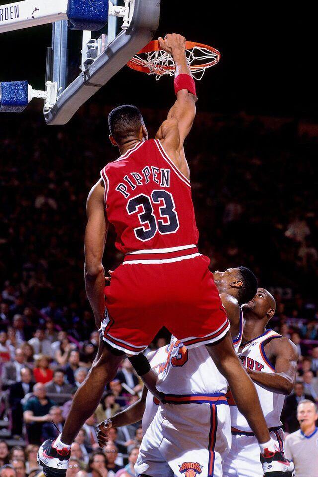 Scottie Pippen - Chicago Bulls, 1987–1998, 2003–2004