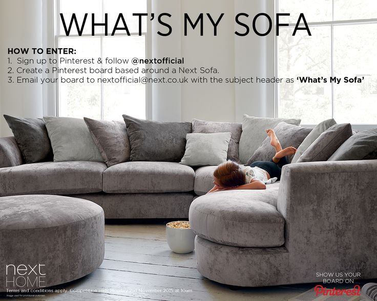 Would Love A Grey Fabric Corner Sofa