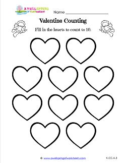 Speed And Acceleration Worksheet Answers Excel  Best Kindergarten Math Images On Pinterest  Kindergarten Math  Capitals Worksheets Word with 11 Plus Worksheets Word In This Valentines Day Worksheet Kids Fill In The Numbers From Then They  Can Color In The Hearts There Are More Valentines Day Worksheets Where  This One  Les Mills Pump Worksheets Pdf