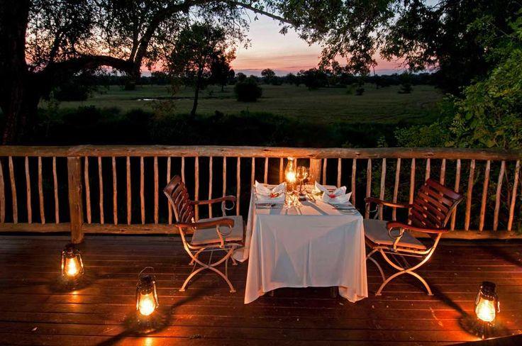 Selati Camp Private Dinner
