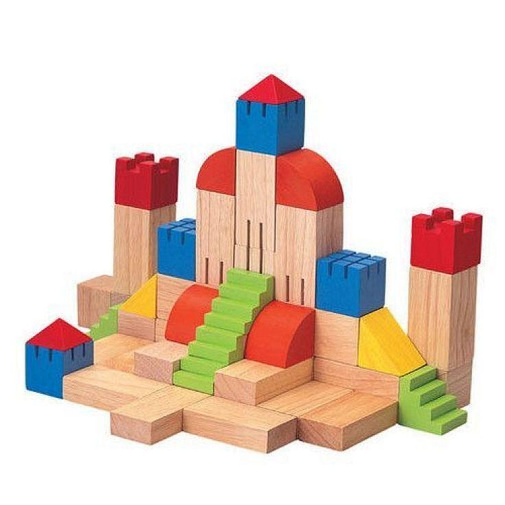 Plan Toys, Klocki kreatywne