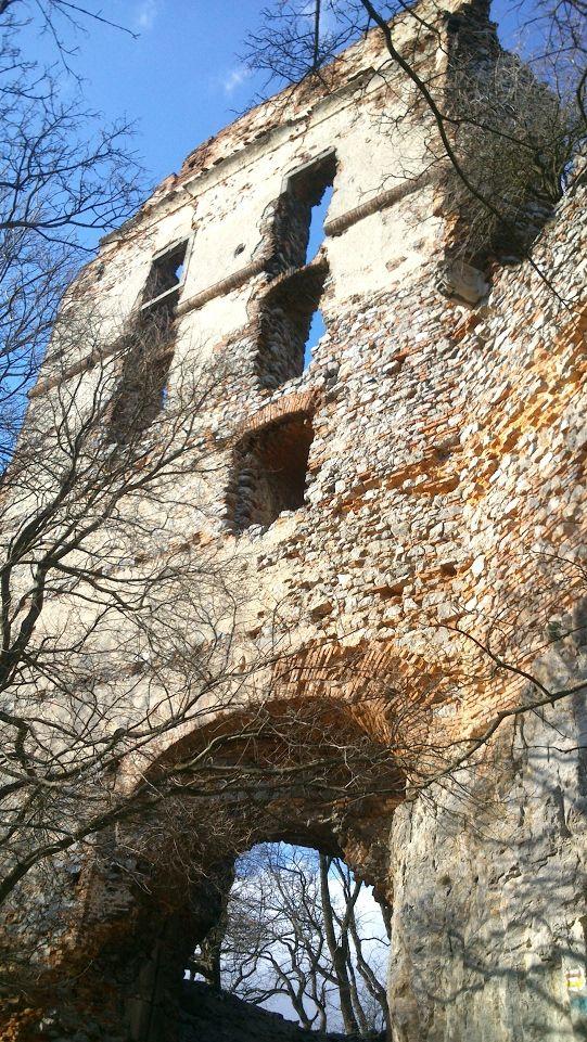 Pajstun castle