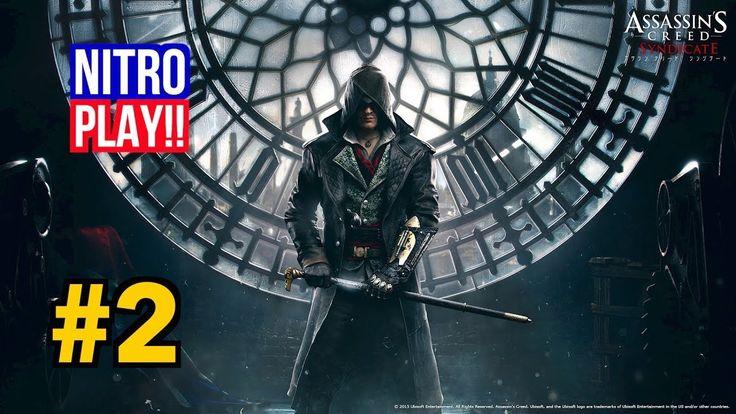 #2 アサシン クリード シンジケート   Assassin's Creed Syndicate : ひたすらサブミッション!「テンプル騎士狩り」編