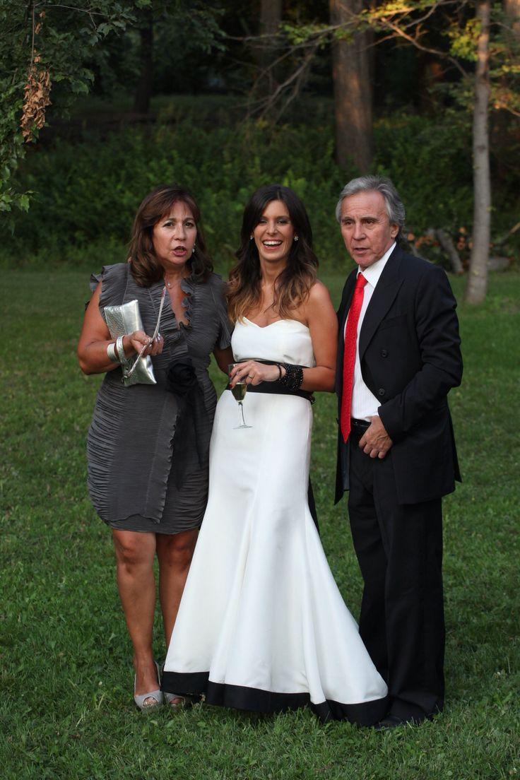Vestido de novia de Pia Hormazabal hecho por mí