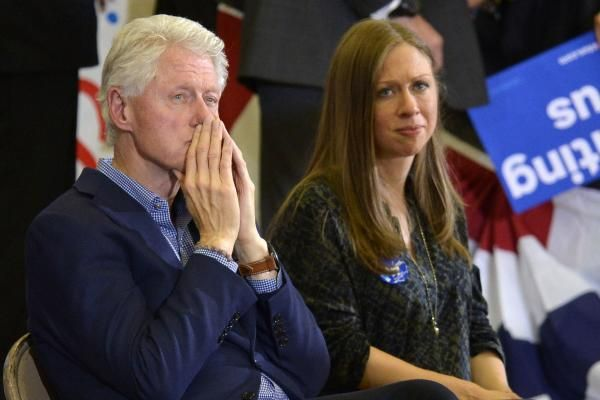 """Chelsea Clinton, campaigning for her mother in Minnesota, made a verbal slip at a town hall, accidentally calling Sen. Bernie Sanders """"President Sanders."""""""