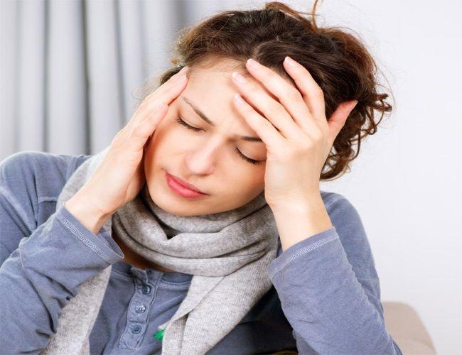 Enxaqueca: Sintomas da com Aura