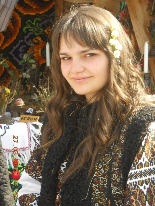 Girl from Romania