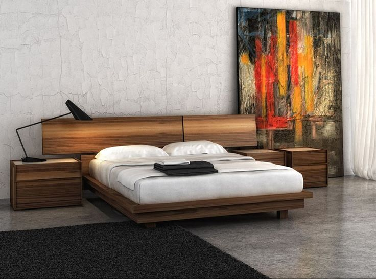 best Bedroom Sets by Huppe Canada  on Pinterest
