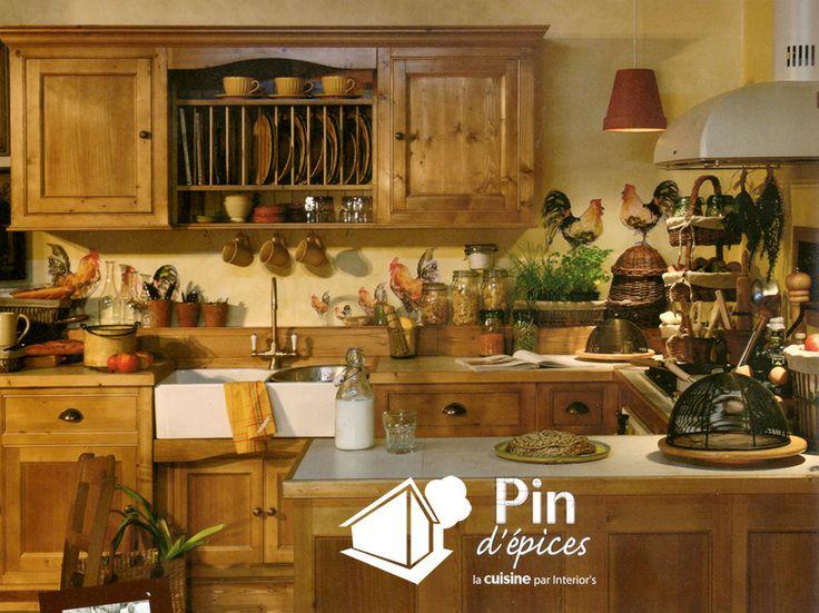 Cuisine Interiors Pin D 39 Pices Cuisine