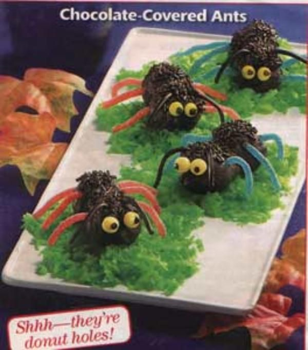Chocolate Covered Ants Recipe