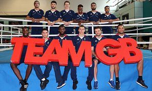 Great Britain's largest Olympic boxing team in 32 years