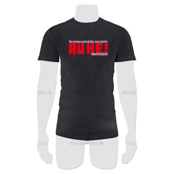 Ruhe - T-Shirt