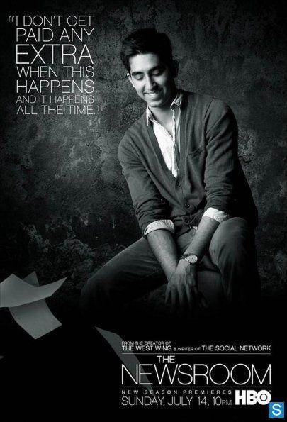 The Newsroom - Season 2 - Character Posters (4)