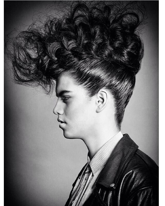 NZARH Editorial Stylist of the Year - Hawkesbay Finalist 2015 Hair by Teagan Steed Photography by Angela Henderson