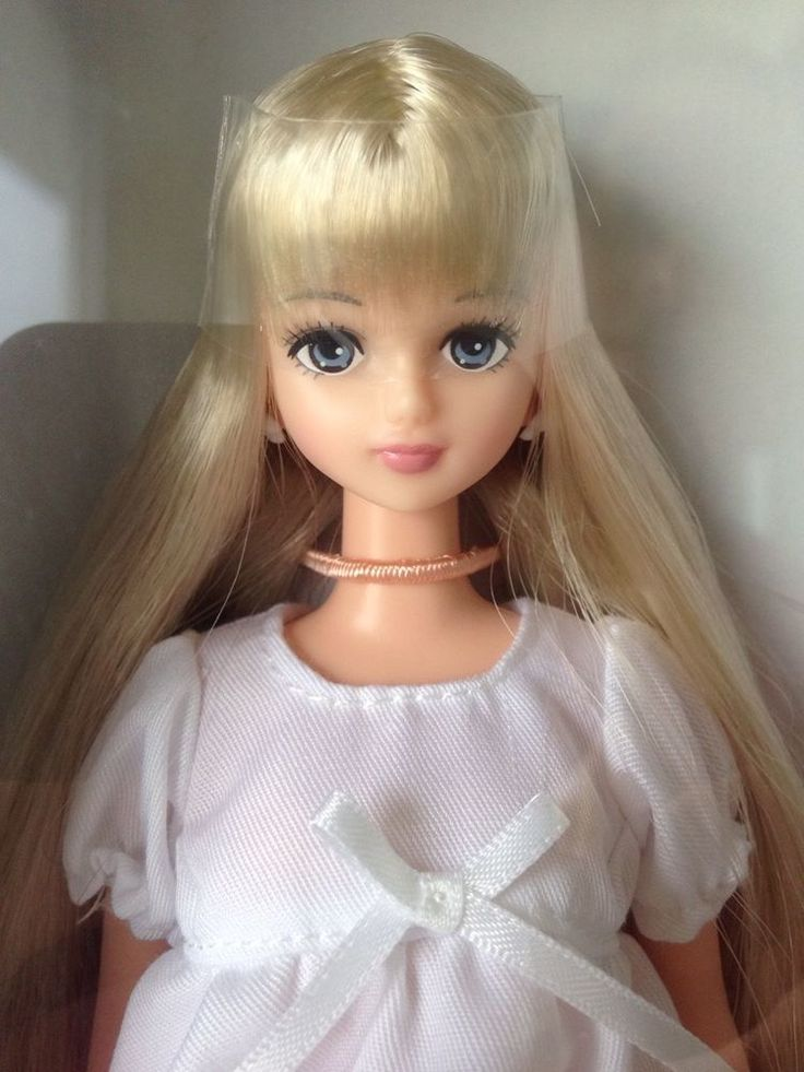 RARE Jenny Shion Doll from Licca Castle - Model No. 01265 (NRFB) for sale on Ebay