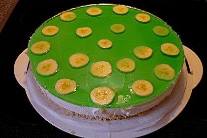 Philadelphia Torte Banane - Waldmeister 2