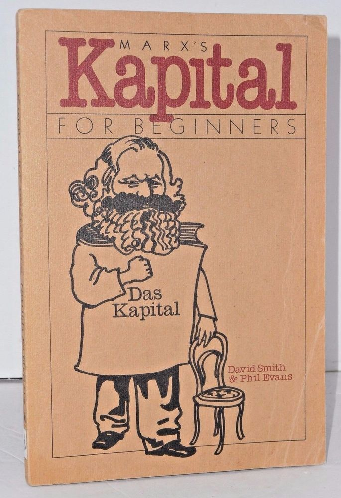 Karl Marx Kapital for Beginners by Karl Marx  Das Kapital Documentary Comic Book