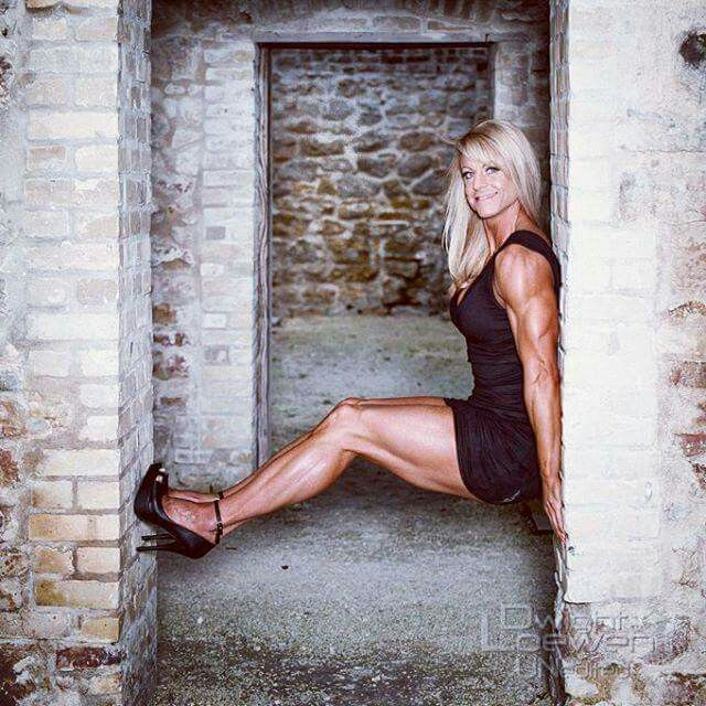 Susan Ormiston Female Bodybuilder Pinterest