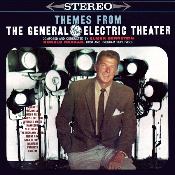 THEMES FROM THE GENERAL ELECTRIC THEATER - Composed and Conducted by Elmer Bernstein