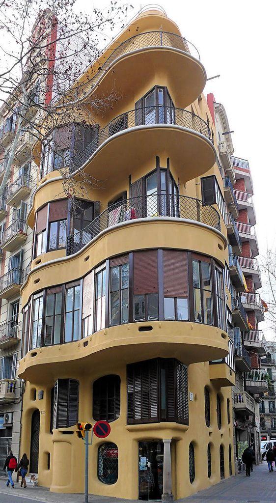 Barcelona - Diagonal 332 c   Flickr - Photo Sharing!