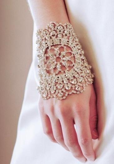 Wedding jewelry...