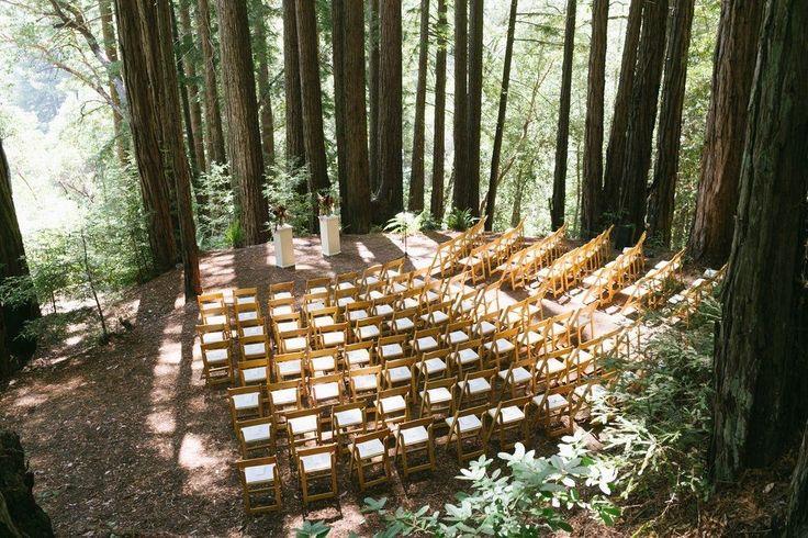 Sequoia Retreat Center - 12 Redwood Wedding Venues in the Bay Area — Tip Top Planning