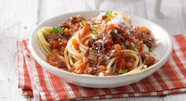Bolognese - die klassische Sauce für Spaghetti, Lasagne & Co | Chefkoch.de Magazin