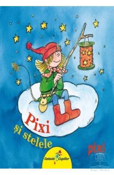 Pixi si stelele- Julia Boehme, Dorothea Tust; Varsta: 2-5 ani O poveste foarte simpatică de purtat în buzunar care ne trezește pofta de ... lucru manual. Parada stelelor felinar din pădure e evenimentul la care se adună prietenii noștri – Pixi, iepurașul Talpă Iute, ratonul Ricky, Umberto, veverița, ariciul Eric și chiar broscuța Oac și care se încheie cu o minunată petrecere în pijama!