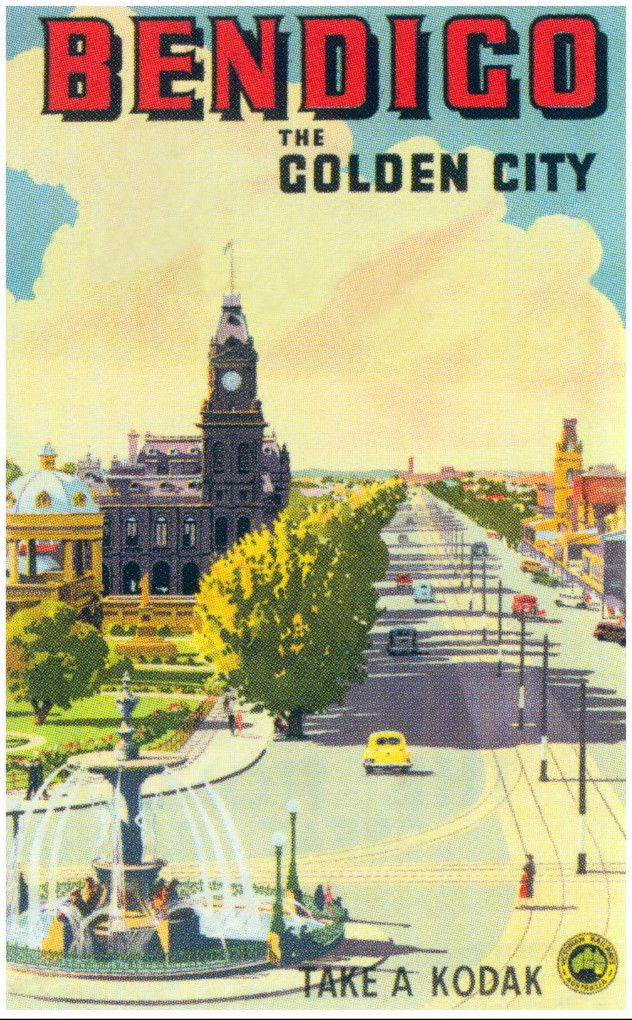 Bendigo the Golden City