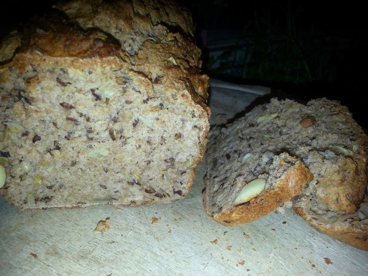 The Sunflower Seed Bread is an easy recipe even for baking beginners. There is nothing better than home made bread. No chemicals, and you can add what you like best.