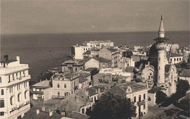 Constanta - Moscheea Carol I