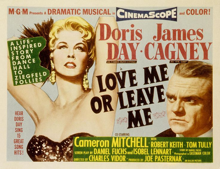 Love Or Leave Me 1955 Title Card