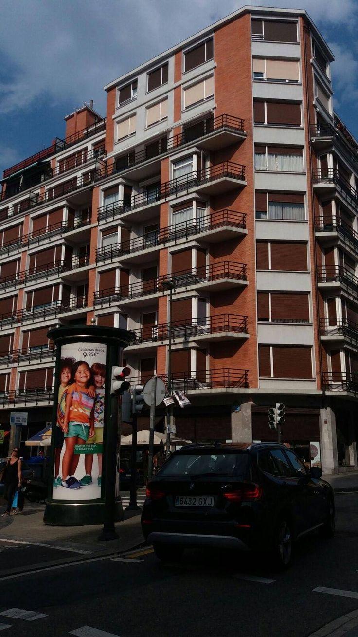 Comenzamos un nuevo proyecto en la C/Indautxu en #Bilbao.  #VentanasBilbao #Soluvent