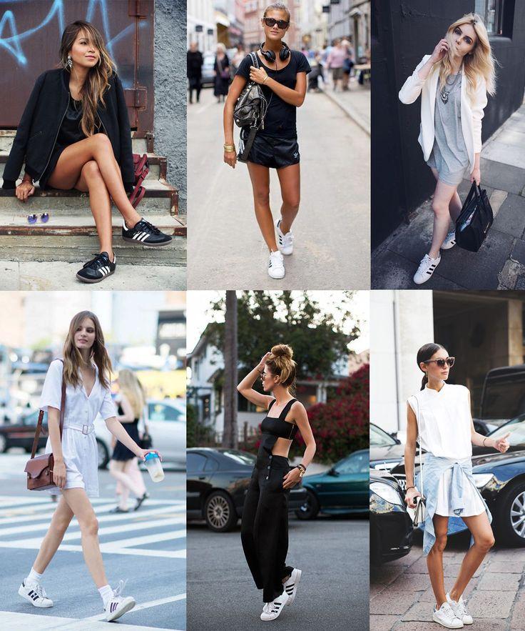 Las Superstar de Adidas: Las zapatillas que son super-tendencia (Lovely Trends)