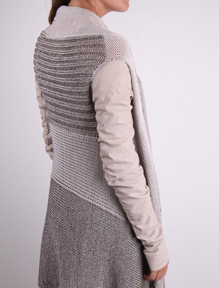 High Fashion Knit Stiches