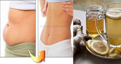 Les Nutritionnistes sont choqués: Juste bouillir Ces 2 ingrédients, boire ce mélange tous les jours et perdre 5 kg en seulement 7 jours! (RECETTE)   Santé SOS