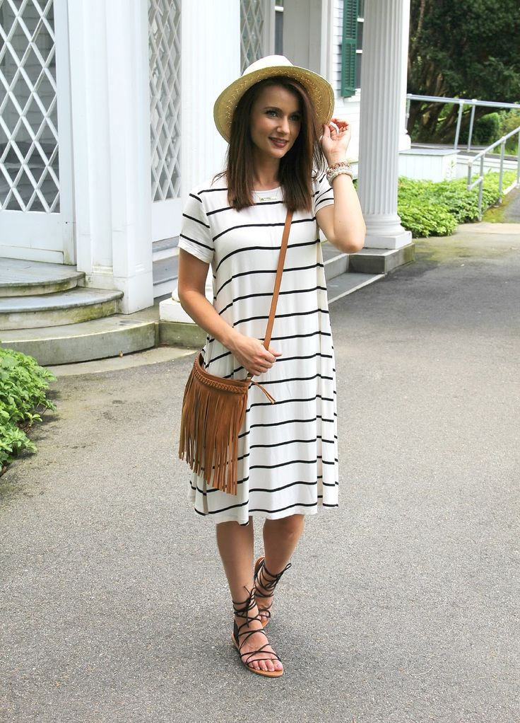 Best 25 Modest Summer Outfits Ideas On Pinterest Teaching Outfits Summer Blue And White