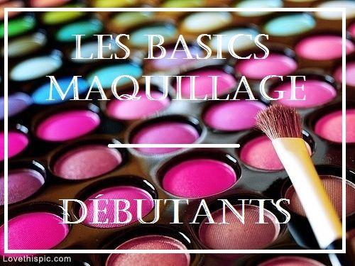 The Cutest Life Is Now: Beauty & Co #1 - Les Basiques Maquillage de TCLIN