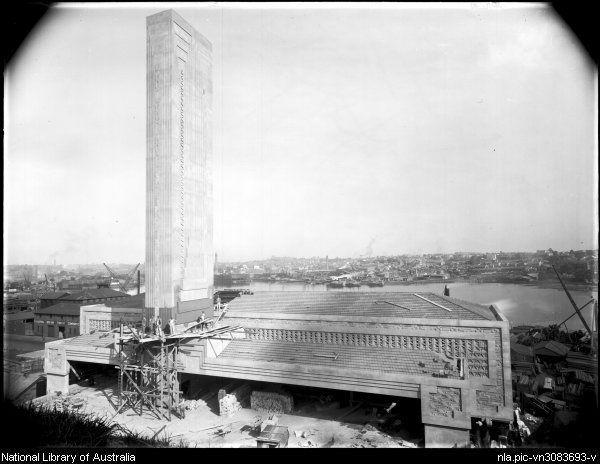 Image result for pyrmont incinerator aerial view