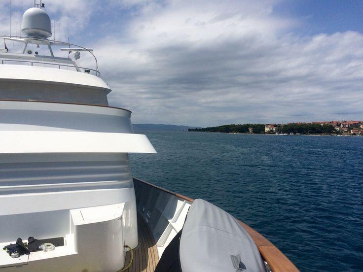 #Sealion #Yacht #Cres #Croatia