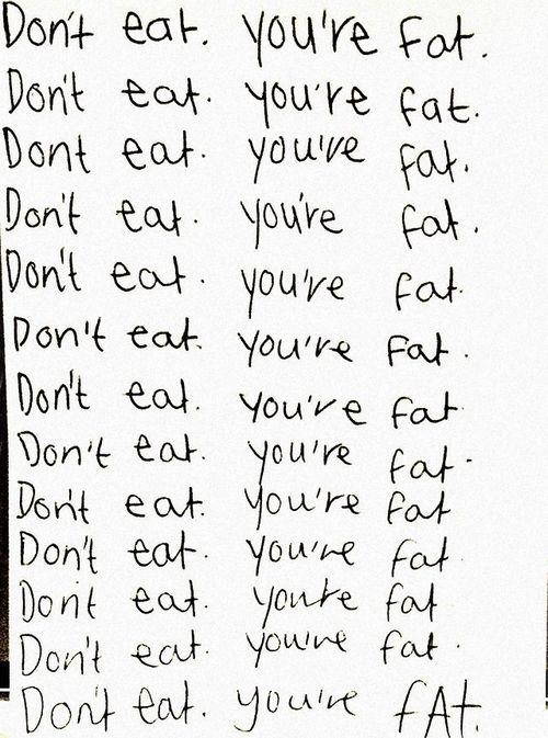 I'm Fat......... :(