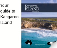 Kangaroo Island regional visitor guide cover