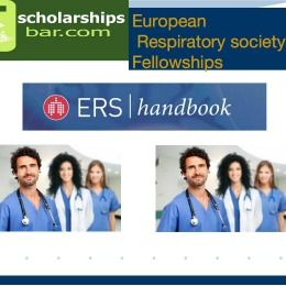 2017 European Respiratory Society Research Fellowships (RESPIRE 2) for International Applicants , and applications are submitted till 3 July, 2017 at 23:59 (Central European Time). European Respiratory society is inviting applications for ERS/EU RESPIRE 2 Postdoctoral Research Fellowships. http://www.scholarshipsbar.com/2015-marie-curie-postdoctoral-research-fellowships.html