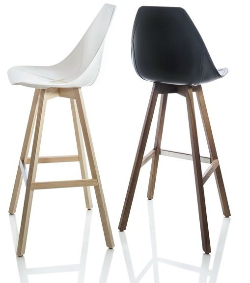 25 best ideas about modern bar stools on pinterest - Chaise de bar grise ...