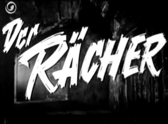 Dry Brush Script Film Title